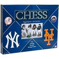 Yankees vs Mets Chess [並行輸入品]