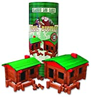 Paul Bunyan 150 pc. Deluxe Log Building Set 【You&Me】 [並行輸入品]