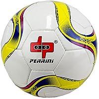 8309 Perriniエアマットレス – 公式サイズ5サッカーボールイエロー&ブルー