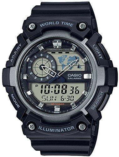 [カシオ]CASIO 腕時計 スタンダード AEQ-200W-1AJF メンズ