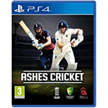 Ashes Cricket (PS4) (import version)