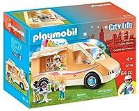 PLAYMOBIL Ice Cream Truck (Renewed) [並行輸入品]
