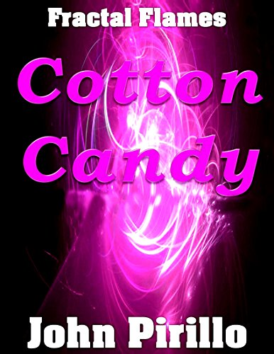Fractal Flames Cotton Candy (English Edition)