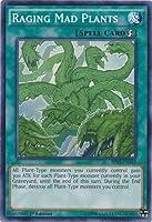遊戯王 英語版 Raging Mad Plants (BP03-EN165) - Battle Pack 3: Monster League - ...