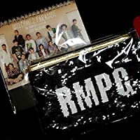THE RAMPAGE 卓上カレンダー2020 LDH カウントダウンコンサート スパンコールポーチ 2点セット