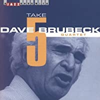 Take 5 Quartet by DAVE QUARTET BRUBECK (1999-10-01)
