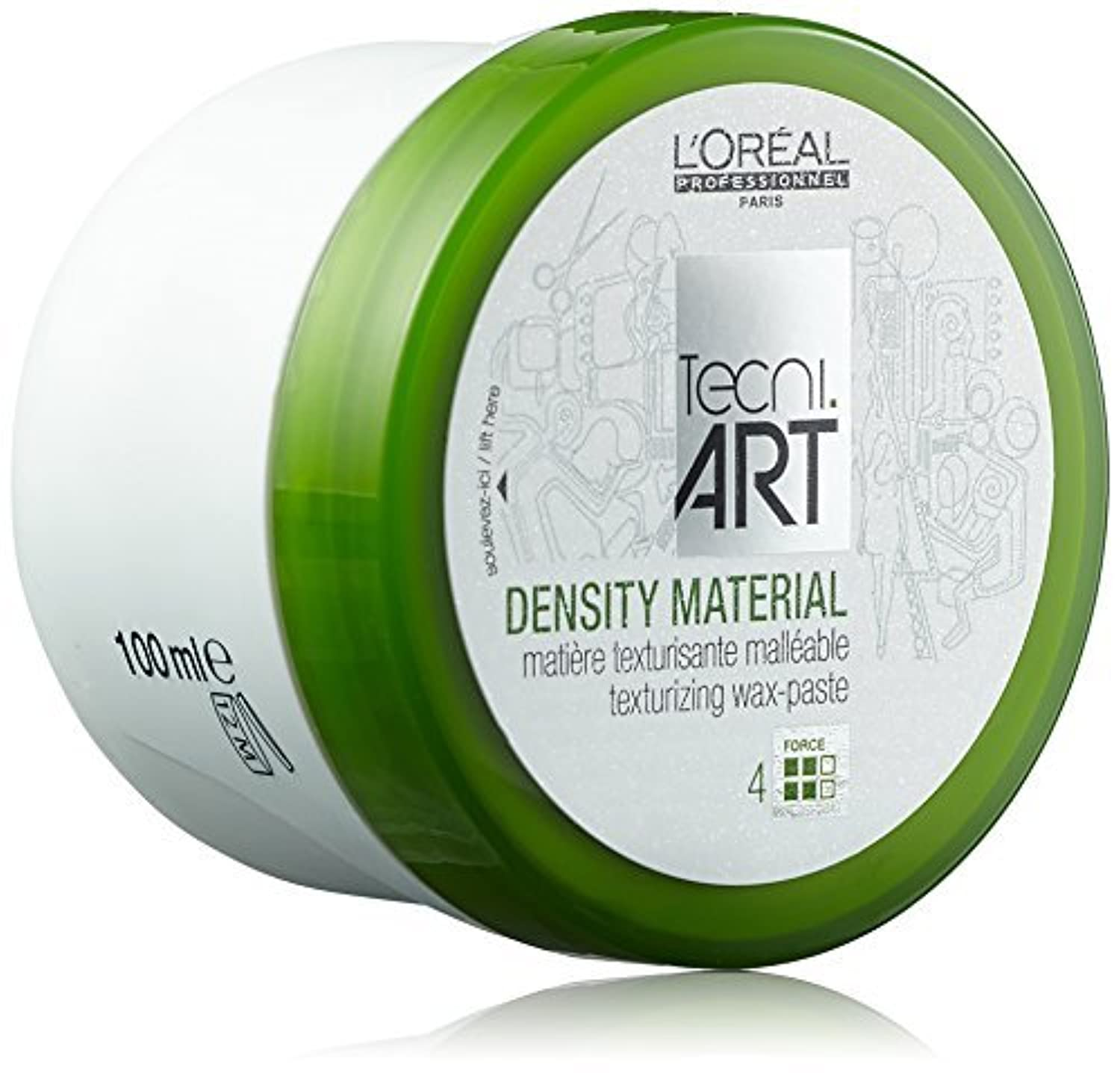 バージンバージン明るくするL'Oreal Professionnel Tecni.Art Play Ball Density Material 100ml/3.4oz by L'oreal [並行輸入品]
