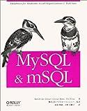 『MySQL & mSQL』の商品写真