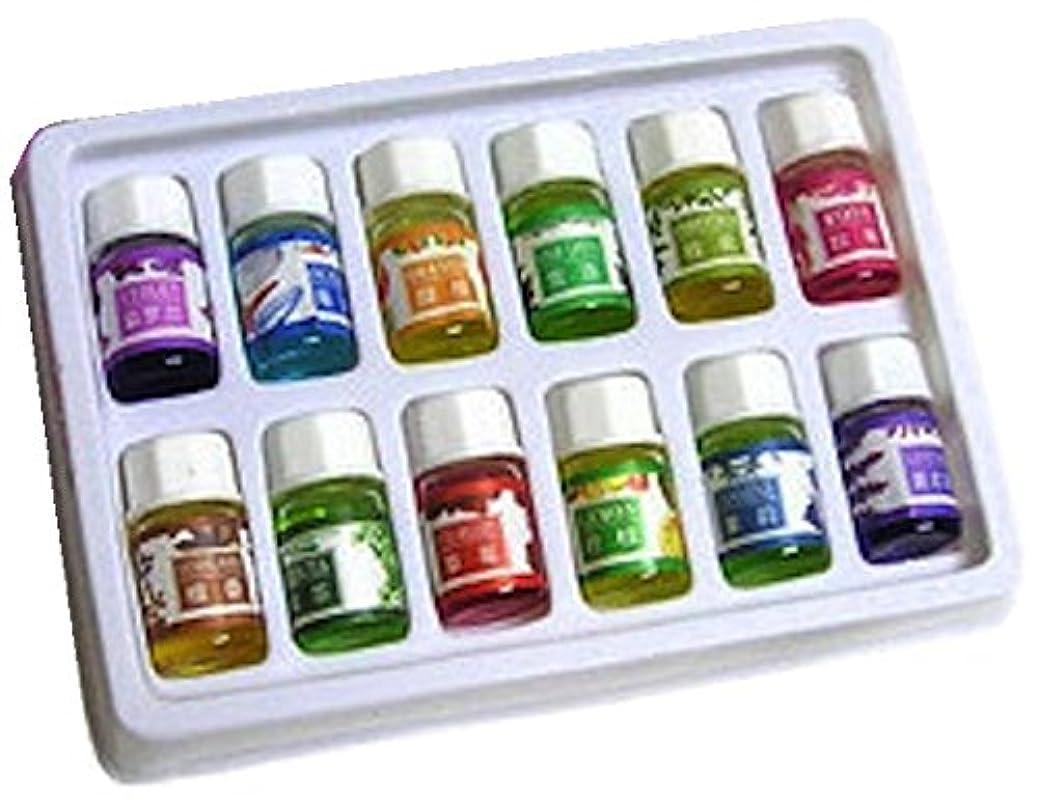 Winning 癒しの空間 アロマオイル 12種類の香り 各3ml