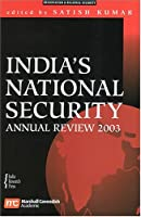 India's National Security Annual Review 2003