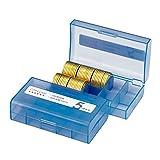オープン工業 コインケース 5円硬貨(100枚収納) M-5W