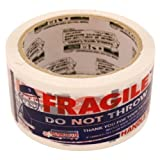 Best パッキングテープ - PRINTED PACKING TAPE(カートンテープ)【FRAGILE】 PPT-6 Review