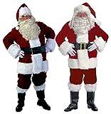monoii サンタ コスプレ 衣装 9点セット サンタコス サンタクロース コスチューム メンズ 587