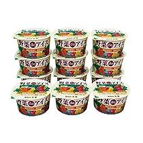 野菜 de アイス EG-YD30 【ベジタブルアイス 野菜アイスクリーム カゴメ野菜生活100】