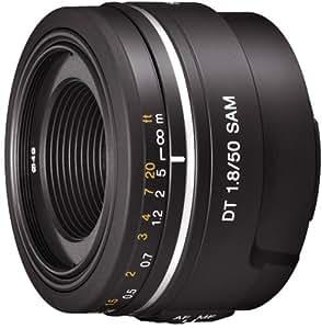 SONY 単焦点レンズ DT 50mm F1.8 SAM APS-C対応