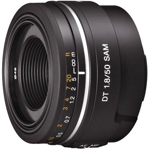 ソニー αマウント交換レンズ SAL50F18