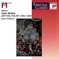Bach: Lute Suites (Vol. 1)