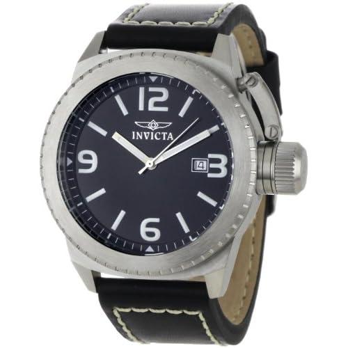 [インヴィクタ]Invicta 腕時計 Corduba Collection Black Dial Black 1108 メンズ [並行輸入品]