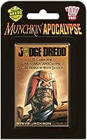 Steve Jackson Games Munchkin Apocalypse: Judge Dredd Card Game (6 Player) [並行輸入品]