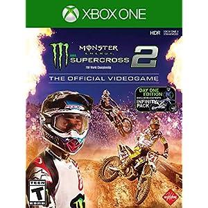 Monster Energy Supercross: The Official Videogame 2 (輸入版:北米) - XboxOne