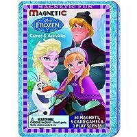 s Frozen Magnetic Games & Activities [並行輸入品]