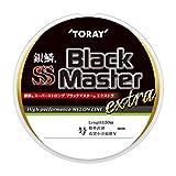 東レ(TORAY) ライン 銀鱗SS ブラックマスターエクストラ150m 1.5号.