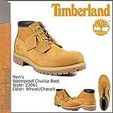 ティンバーランド ブーツ (ティンバーランド)Timberland ブーツ WATERPROOF CHUKKA BOOT チャッカブーツ Wワイズ 23061 (国内正規品)