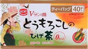 アイリスオーヤマ とうもろこしのひげ茶 ティーパッグ 40P