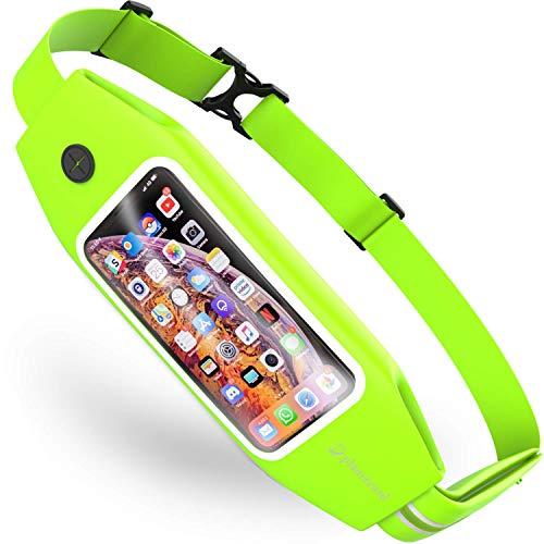 ed280b89dc1ed ランニング ポーチ ウエストポーチ スマホ iPhone ウォーキング ジョギング マラソン ペットボトル planetcord 大容量 防水 指紋