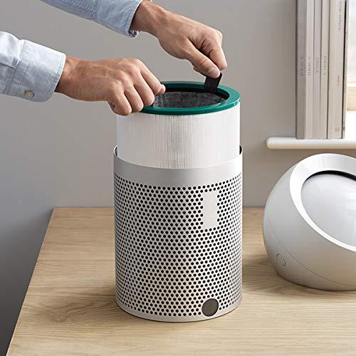 ダイソン パーソナル空気清浄ファン dyson Pure Cool Me BP01WS ホワイト/シルバー PM0.1 99.95% 花粉 カビ ウィルス ニオイ キッチン・寝室・子供部屋にも