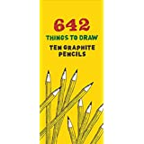 642 Things to Draw Graphite Pencils (642 Series Drawing Prompt Pencils, Unique Artists and Writers)