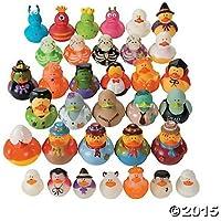 Halloween Rubber Ducky Assortment - 50 pcs [並行輸入品]
