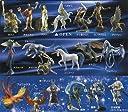 世界の神話 第1集 色彩版 ノーマル 全19種 セット
