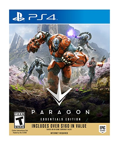 Paragon Essentials Edition (輸入版:北米) - PS4