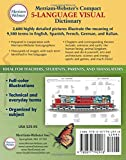 Merriam-Webster's Compact 5-Language Visual Dictionary 画像