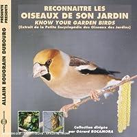 Know Your Garden Birds