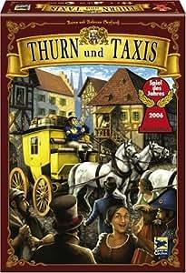 Thurn und Taxis. Spiel: Für 2 - 4 Spieler