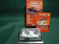 京商 フェラーリ ミニカーコレクション 10 サークルK サンクス 1/64 F430 GT (ホワイト)単品