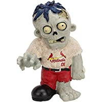 Forever Collectibles St. Louis Cardinals Resin Zombie Figurine スポーツ用品 No_Size 【並行輸入品】