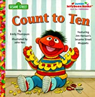 Count to Ten (Junior Jellybean Books(TM))