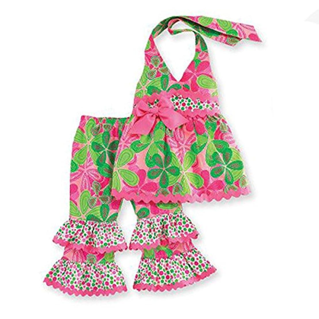 つかいます塩フェデレーションmudpie マッドパイ フローラルホルターパンツセット Floral Halter Pant Set 167611