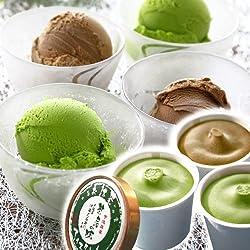 伊藤久右衛門 お菓子 ギフト 宇治抹茶・ほうじ茶アイスクリーム ご当地アイス 詰め合わせ