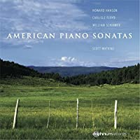 American Piano Sonatas by Scott Watkins (2014-05-03)