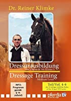 Dressage Training Medium Level Vol 4-6 [並行輸入品]