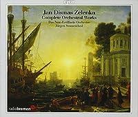 Zelenka: Complete Orchestral Works (2002-10-28)