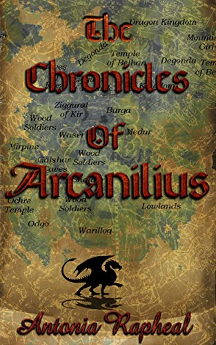 #freebooks – Free fantasy fiction ebook – The chronicles of Arcanilius