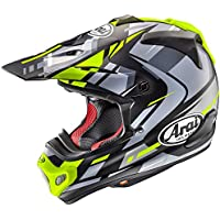 アライ (ARAI) ヘルメット オフロード Vクロス4 ボーグル 黄 57-59cm VX4-BOGLE-YE57