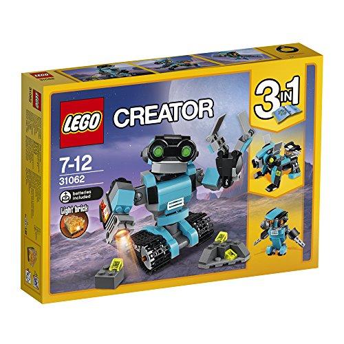 レゴ(LEGO) クリエイター 探査ロボット 31062