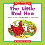 Folk & Fairy Tale Easy Readers: The Little Red Hen (English Edition)