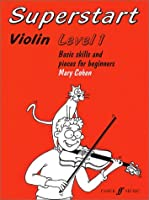 Superstart Vn Level 1 Violin Book